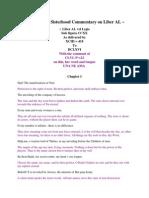Scarlet Sisterhood Commentary on Liber AL