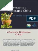 Productos Sunshine Medicina China