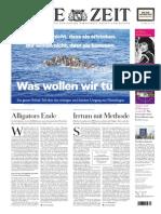 Die Zeit Mit Zeit Magazin No 17 Vom 23. April 2015