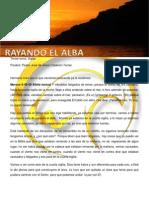 Rayando El Alba