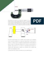 El Tornillo Micrométrico usos