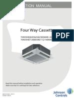 IOM Four way cassette.pdf