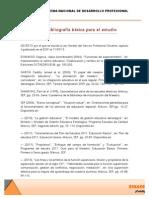 Bibliografía básica para el estudio M1_JEFES DE SECTOR