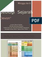 Geo Sejarah (Devon)