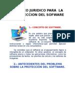 Marco Juridico Para La Proteccion Del Software