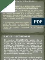TEORIAS SOCIOCRIMINOLÓGICAS