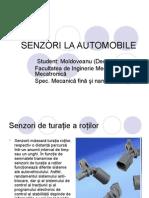 senzori Si Traductoare auto