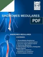 SINDROMES MEDULARES