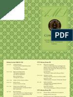 AML Conference Program 2009