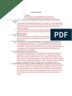 a practical proposal - proposal workshop