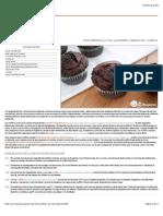 Muffins de Chocolate - Recetasderechupete.com