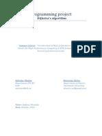 Parallelization of Dijkstra's algorithm