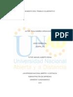 Trabajo Colaborativo (2) JUEGO GERENCIAL