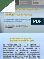 2. Normas Gestión de Infraestructura Vial-Ing. Salazar