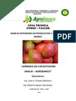 Cultivo de Mango Peru