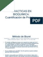 Cuantificacion Proteinas