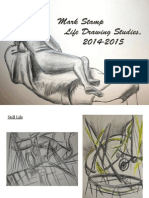 Life Drawing Collection 2014-2015
