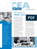 2008 MECA, Block Schedules & Middle School Reform
