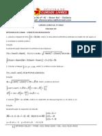Cálculo III - Integrais de Linha Resolvidas Em 04 Mai 2011