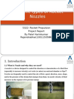 Different Types of Rocket Nozzles