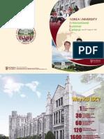 KU ISC Brochure 2015