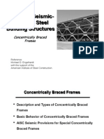 Concentrically Braced Frames