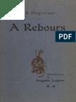 Joris-Karl Huysmans, A rebours, gravures sur bois en couleurs de Auguste Lepère, 1903