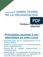 Curso de Teoria General de La Organizacic3b3n