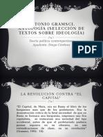Antonio Gramsci, Ideología