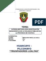 TRABAJO MONOGRAFICO DE VIOLENCIA FAMILIAR EN CHUPACA.docx