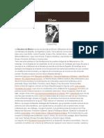 Literatura de México