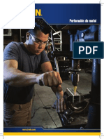Como perforar metales
