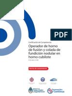 Manual Horno Cubilote
