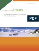 Oasis Montaj - Mapeamento Basico