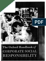 The Oxford Handbook of Csr01