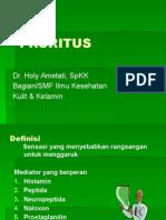 Pruritus Dan Prurigo