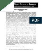 N° 15 Pobreza y Responsabilidad Criminal Por Victor Tadros