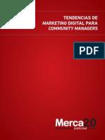 Tendencias MKT Digital