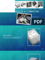 parts of a computer powerpoint