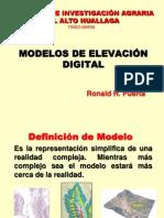 Modelo de Elevación Digital