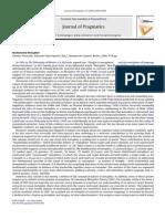 Johnson 2010 in Journal of Pragmatics