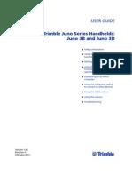 Manual Usuario JunoSeries 3B 3D V1 RevA Ingles
