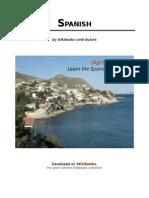 Wikibook - Learn Spanish