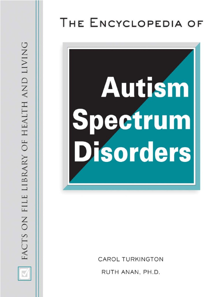 Encyclopedia of Autism Spectrum Disorders | Autism | Autism Spectrum