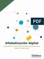 Alfabetizacion Digital