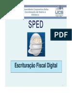 VideoConferencia SPED Escrituracao Fiscal