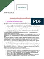 Droit Des Biens Introduction