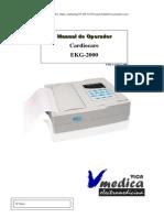 electrocardiografo Bionet Cardiocare 2k
