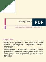 Strategi Instruksional (7.3)