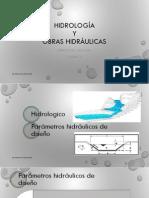 Hidrologia y Obras Hidraulicas